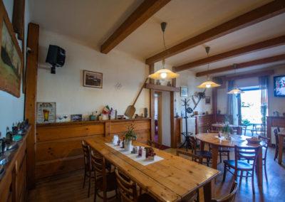 Restaurant & Penzion Jelenka restaurace a ubytování Janovice nad úhlavou Interier (15)