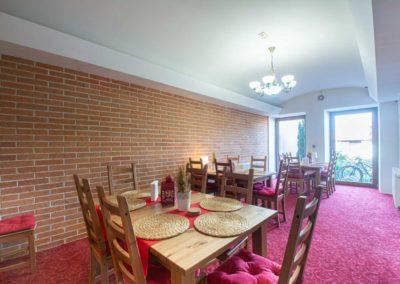 Restaurant & Penzion Jelenka restaurace a ubytování Janovice nad úhlavou salonek (1)