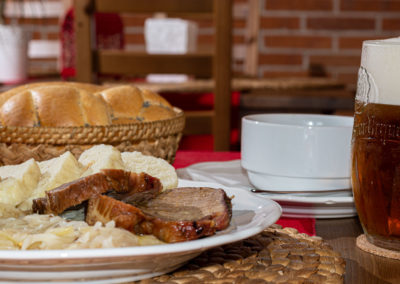 Restaurant & Penzion Jelenka ubytování a restaurace Janovice nad úhlavou obědy domácí česká kuchňě (9)