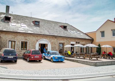 Restaurant & Penzion Jelenka restaurace a ubytování Janovice nad úhlavou sponzorování fadní rally (4 of 23)